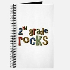 2nd Grade Rocks Second School Journal