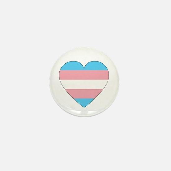 Transgender Pride Mini Button