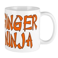 GINGER NINJA Mugs