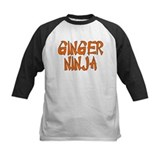 Ginger ninja Long Sleeve T Shirts
