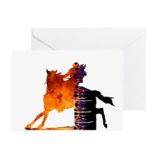 Turn 'n Burn Greeting Cards (Pk of 10)