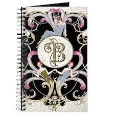 Monogram B Barbier Cabaret Journal