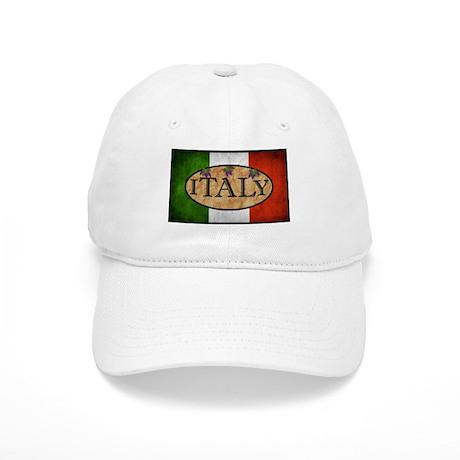 italian flag baseball hat by ronniebsitalianshop