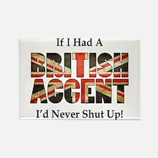 British Accent Magnets