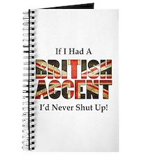 British Accent Journal
