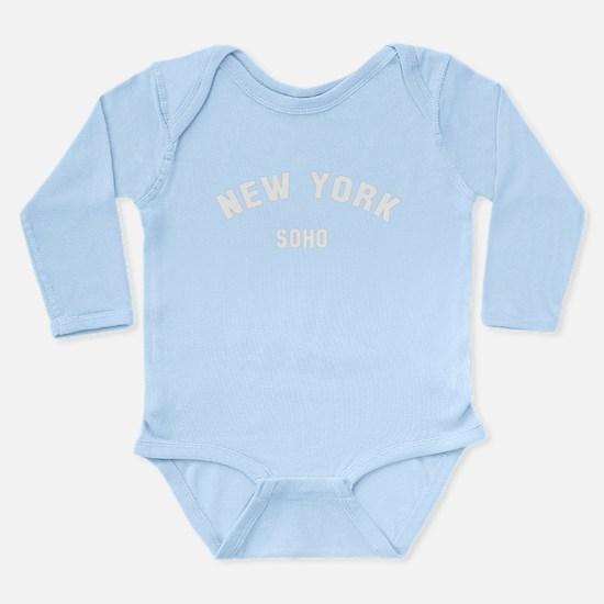 New York, Soho Body Suit
