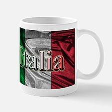 Italian Flag Graphic Mugs