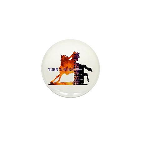 Turn 'n Burn Mini Button (10 pack)