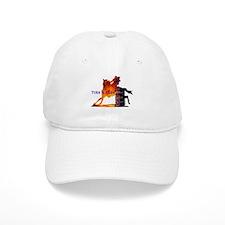 Turn 'n Burn Baseball Baseball Cap