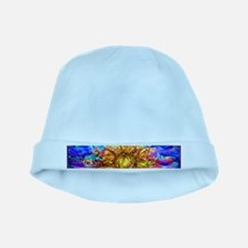 HERE COMES THE SUN baby hat