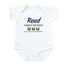 Reed Family Reunion Infant Bodysuit
