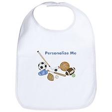 Personalized Sports Bib