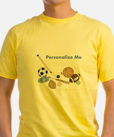 Personalized Sports T
