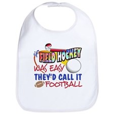 Cute Hockey novelties Bib