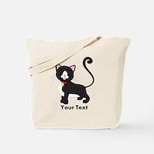 Cute, Kitty Cat; Kitten, Kid's Boy or Girl Tote Ba
