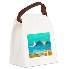 Margaritaville Canvas Lunch Bag