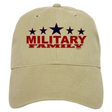Military Family Baseball Cap