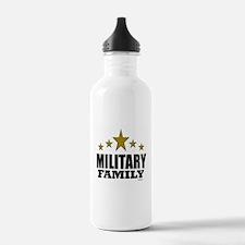 Military Family Water Bottle
