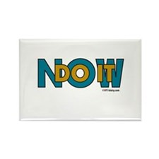 Do It Now Rectangle Magnet (100 pack)