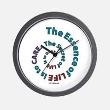 Essence of Life Wall Clock