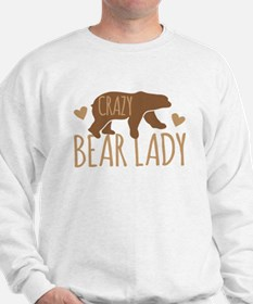 Crazy Bear Lady Jumper