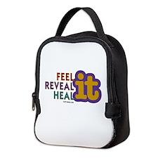 Feel It Neoprene Lunch Bag