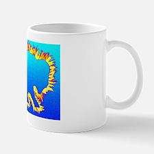 Buffalo Splash Blue Mug