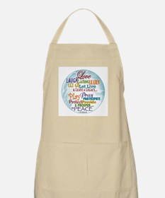 Global Peace Apron