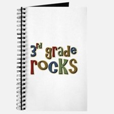3rd Grade Rocks Third School Journal