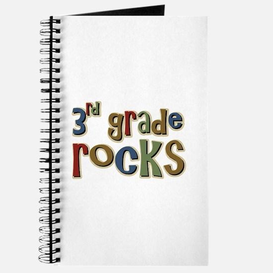 3rd Grade Rocks Third School Journal