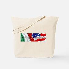 Italian American Logo Tote Bag