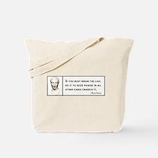 Julius Caesar Quote Tote Bag