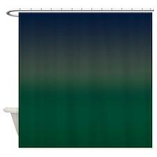 Dark Twilight Sky Shower Curtain