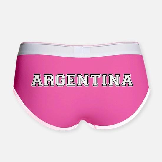 Argentina Women's Boy Brief