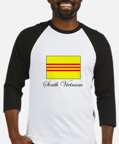 South Vietnam - Flag Baseball Jersey