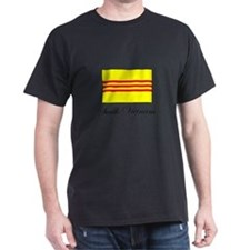 South Vietnam - Flag T-Shirt