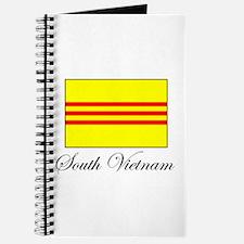 South Vietnam - Flag Journal