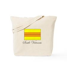 South Vietnam - Flag Tote Bag