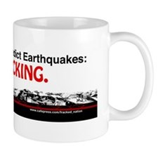 Earthquake Mug