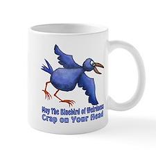Bluebird Of Weirdness Mugs