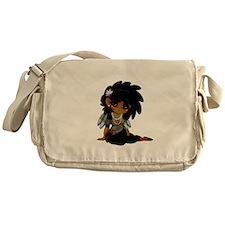 Cool Manga Messenger Bag
