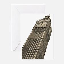 Big Ben (Elizabeth [Clock] Tower), Greeting Cards