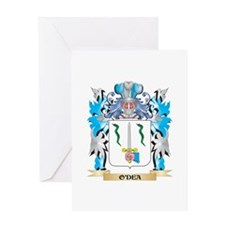 O'Dea Coat of Arms - Family Crest Greeting Cards
