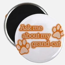 Grandcat Magnet