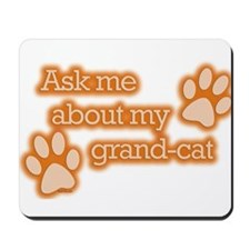 Grandcat Mousepad