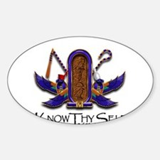 Knowthyself Logo Decal