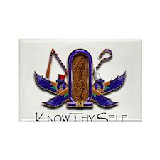 Knowthyself Logo Magnets