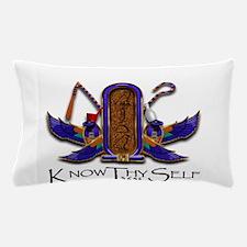 Knowthyself Logo Pillow Case
