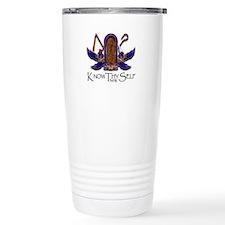 Knowthyself Logo Travel Mug