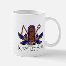 Knowthyself Logo Mugs